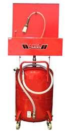Πλυντήριο φρένων και εξαρτημάτων, αέρος με κάδο υγρού 90lt