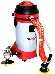 Ηλεκτρική σκούπα 1400 watt για χρήση με ηλεκτρικό εργαλείο και εργαλείο αέρος made in italy