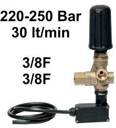 Ρυθμιστής πίεσης By pass με πιεσοστάτη 275Bar
