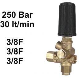 Ρυθμιστής πίεσης By pass 275Bar