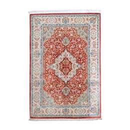 Qom Silk 200 x 135 cm Persian Rug