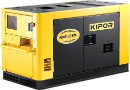 Γεννήτρια πετρελαίου Kipor KDE 12STAF3