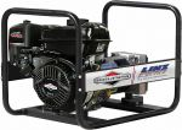 Γεννήτρια βενζίνης 4.2KVA με κινητήρα BRIGGS & STRATTON - Σώμα LINZ Ιταλίας