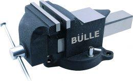 Μέγγενη πάγκου ατσάλινη περιστρεφόμενη (σειρά Professional) 75mm Bulle