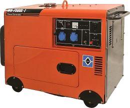 Γεννήτρια Πετρελαίου WS 8500L-1 KRAFT