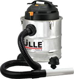 Ηλεκτρική σκούπα στάχτης 1200W, κάδος INOX BULLE