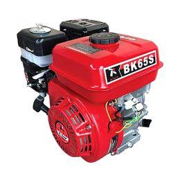 PLUS BK 65 S Βενζινοκινητήρας τετράχρονος 6.5hp με σφήνα 19mm και σχοινί