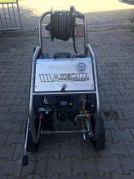 Πετρελαιοκίνητο υδροπλυστικό 12hp 250 bar 1080lit/hour με αντλία hawk made in italy