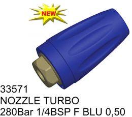 Μπεκ υψηλής πίεσης 1/4BSP 280Bar Φ 0.50mm