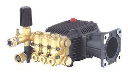 Εμβολοφόρα αντλία DANAU 3WZ-1507C HP 5,5 για μοτερ και βενζινομηχανές