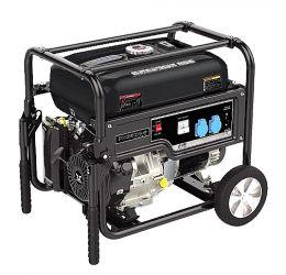 Γεννήτρια βενζίνης τετράχρονη 3000 στροφών με σταθεροποιητή τάσης 3kva 6.5hp PB 2500A
