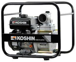 Βενζινοκίνητη Αντλία αυτόματου αναρροφήσεως υψηλών αποδόσεων koshin  SEV-50X
