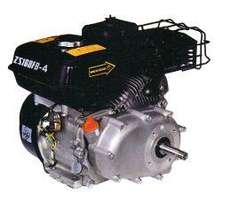 Βενζινοκινητήρας ZONGSHEN 6,5HP με μειωτήρα και σασμάν