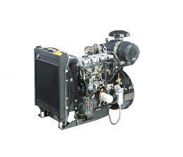 """Πετρελαιοκινητήρας υδρόψυκτος 1500 στροφών με σύνδεση SAE4 και δίσκο 7.5"""" 16hp τετρακύλινδρος"""