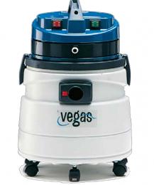 Σκούπα βιολογικού καθαρισμού extraction Vegas 1μοτέρ κάδος 35lt
