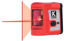 Αλφάδι Laser Κόκκινης Δέσμης 2 ακτίνων