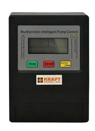 Kraft Ηλεκτρονικός Πίνακας Ελέγχου Υποβρύχιων Αντλιών 4 Ίντσες 230V LCD