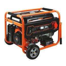 Γεννήτρια βενζίνης KRAFT LT-9000-3 Τριφασική 7000W (63736)