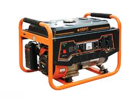 Ηλεκτρογεννήτρια βενζίνης Kraft 2700 Watt Lt 3900 N-6