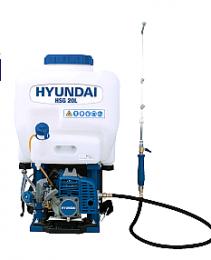 ΨΕΚΑΣΤΗΡΑΣ ΠΛΑΤΗΣ HSG 20L Κινητήρας:  1,0HP 25,4cc