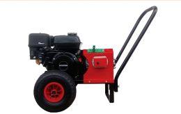 Δυναμό-γεννήτρια σε καρότσι με ρόδες χωρίς βενζινοκινητήρα OLIVE-THREAD