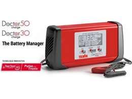 Φορτιστής - Συντηρητής - Εκκινητής Μπαταρίας DOCTOR CHARGE 50 TELWIN