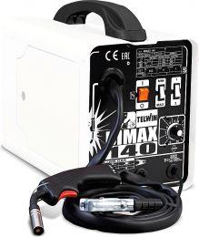 Ηλεκτροσυγκόλληση Σύρματος MIG-MAG 120A BIMAX 140 Turbo TELWIN