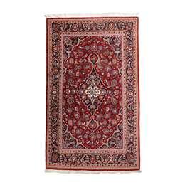 Kashan 222 x 136 cm Persian Rug