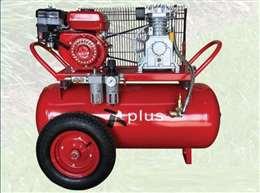 Κλαδευτικό Συγκρότημα βενζίνης  100 λιτρα 6,5 hp