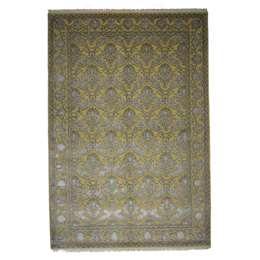 Kashmir Silk + Hair 303x207 cm Kashmir carpets