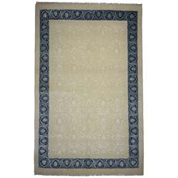 Kashmir Silk + Hair 313x199 cm Kashmir carpets