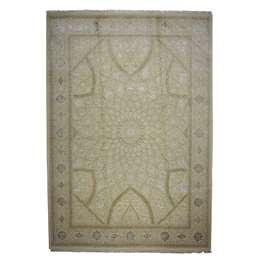 Kashmir Silk + Hair 350x245 cm Kashmir carpets