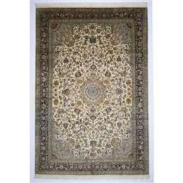 Κασμίρ Ολομέταξο 274 x 184 cm Χαλί