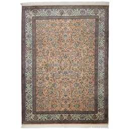 Κασμίρ Ολομέταξο 215 x 157 cm Χαλί
