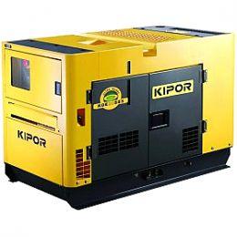 Γεννήτρια πετρελαίου Kipor KDE 12STAF-ATS