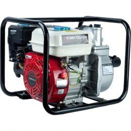 Αντλία βενζίνης 196cc 6.5hp  2''x2'' KUMATSUGEN AB5050