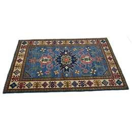 Kazak 151 x 103 cm Nomad Wool Rug