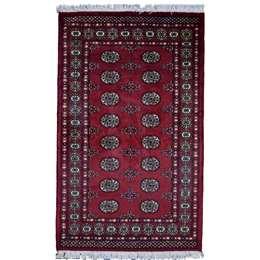 Bokhara 156 x 96 cm Nomad Wool Rug