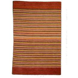 HAND LOOM 162x122 cm INDIAN WOOLLEN CARPETS