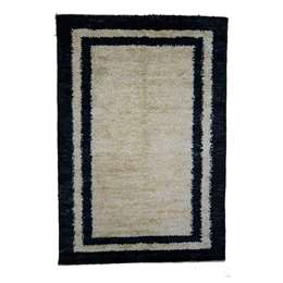 Handloom carpet 235x160cm INDIAN WOOLLEN CARPETS