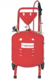 Αφροποιητής με αέρα 8bar με σωλήνα 5 μέτρα και άυλο 80LT