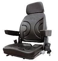 Κάθισμα κλάρκ με μπράτσο και προσκέφαλο