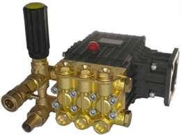 Εμβολοφόρα αντλία 186 bar 624 lit/hour 3000 στροφών για ηλεκτροκινητήρα φλατζωτό με άξονα 28mm