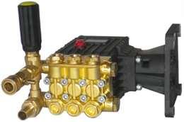 Εμβολοφόρα αντλία 3000 στροφών 345 bar για βενζινοκινητήρα DBH πλυστικού 3WZ-5007GTR