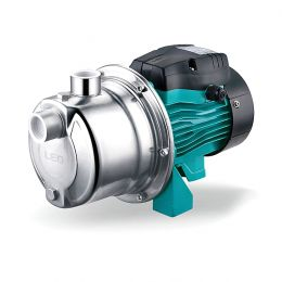 Αντλία νερού JET INOX αυτόματης αναρρόφησης AJm90S LEPONO 1,2Hp