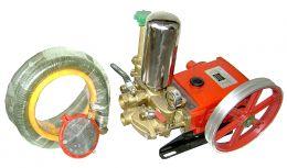 TS138 Αντλία ψεκασμού με πίεση 35atm και παροχή 70-80 λίτρα/λεπτό