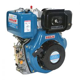 Hailin 10.0HP direct injection/4-cycle air-cooled diesel engine με μίζα