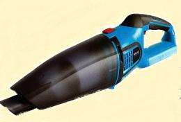 Επαναφορτιζόμενο Σκουπάκι 18V (χωρίς μπαταρία)