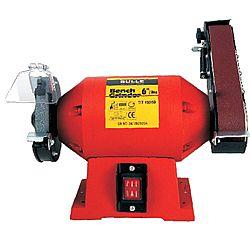 BULLE ΔΙΔΥΜΟΣ ΤΡΟΧΟΣ (ΠΕΤΡΑ-ΤΑΙΝΙΑ) T/T 150/50 200 Watt 150mm