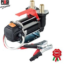 Aντλία πετρελαίου 12V ΜΕ BY-PASS PIUSI CARRY 3000